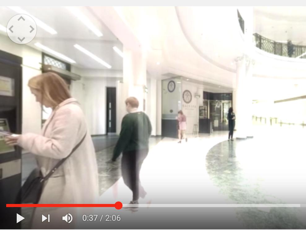 360度見わたせるバーチャルリアリティでの自閉症の体験動画 yt3