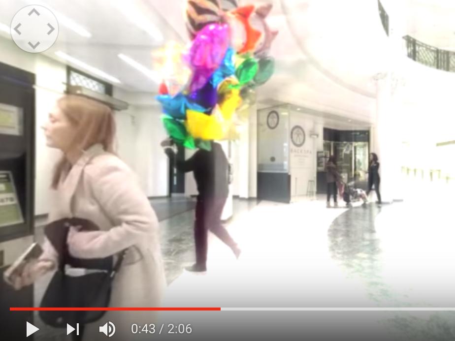 自閉症を体験する360度 VR動画 yt4