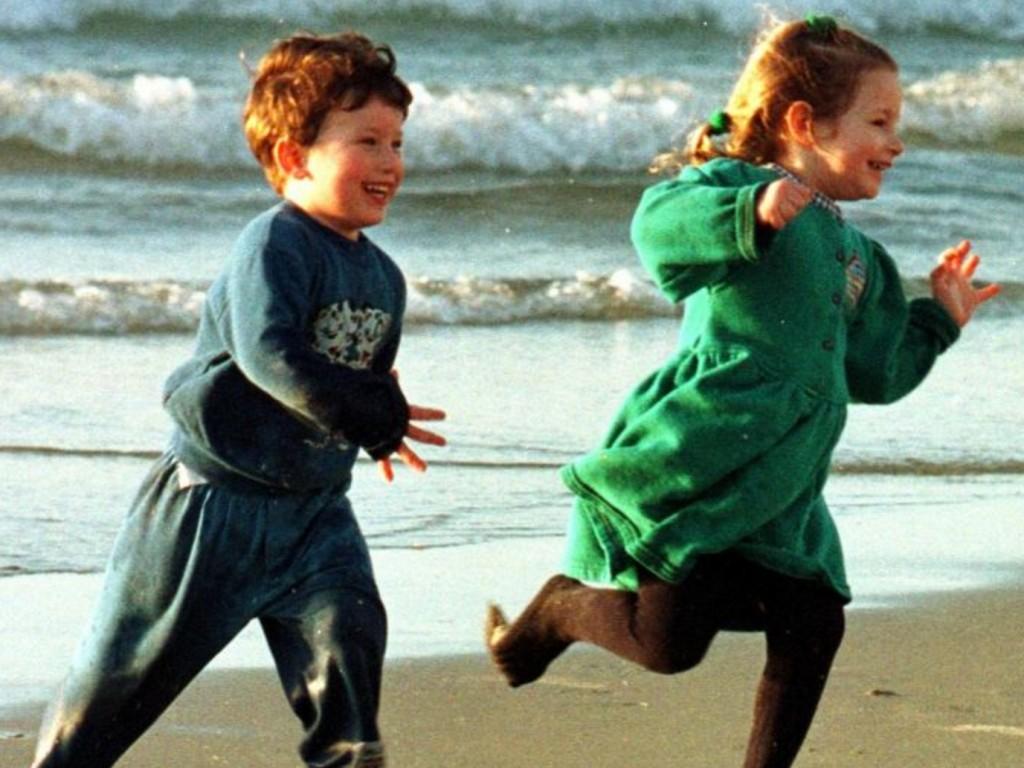 親も一緒に走る。発達障害の子どもマラソン