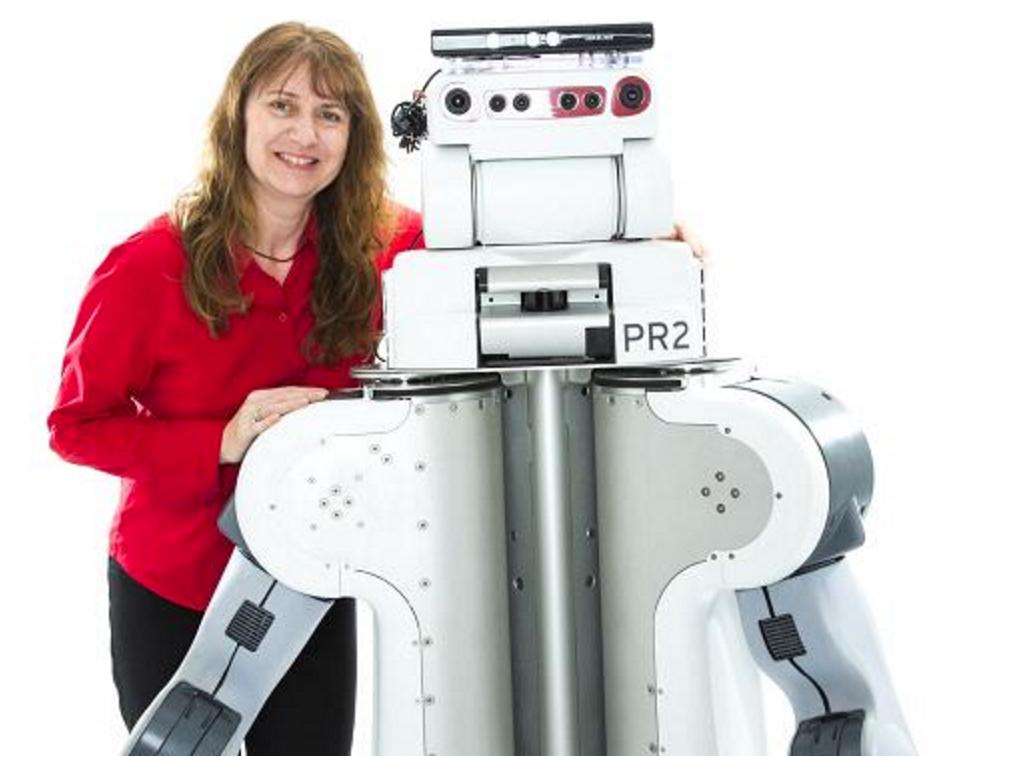心理療法士を目指すロボット