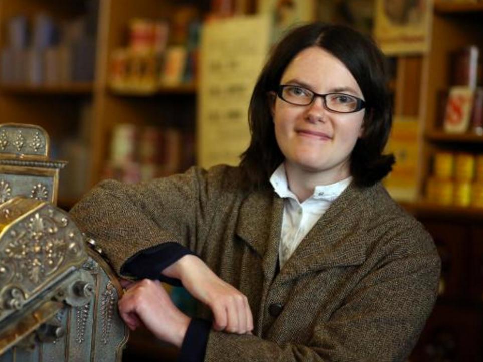 発達障害の女性は博物館で働きレッテルを乗り越えた bm0