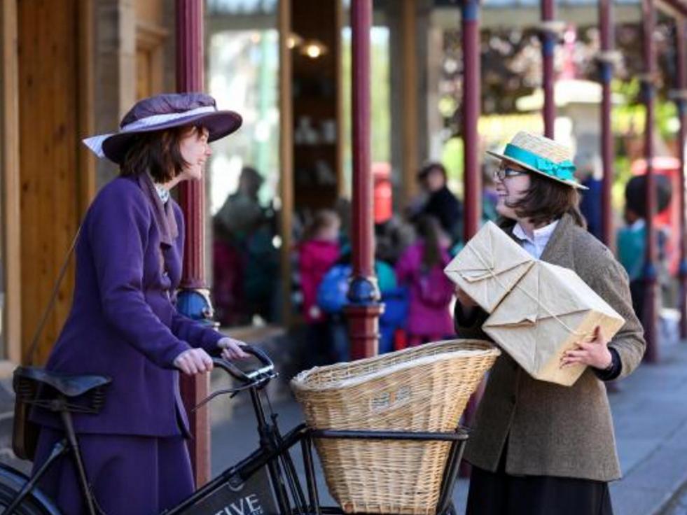 発達障害の女性は博物館で働きレッテルを乗り越えた