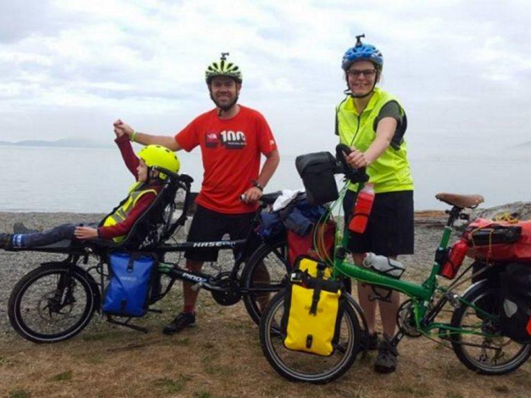 発達障害の子と家族でアメリカ横断自転車旅