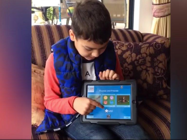 発達障害の子が人とのやりとりを学べるゲーム