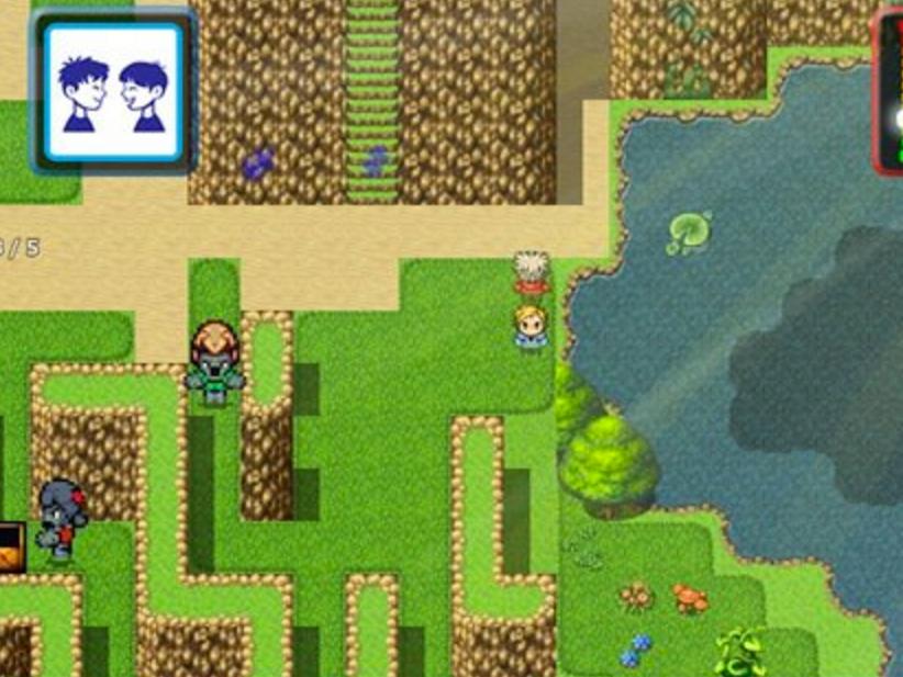 発達障害児RPG「Max~発達障害の少年の物語~」