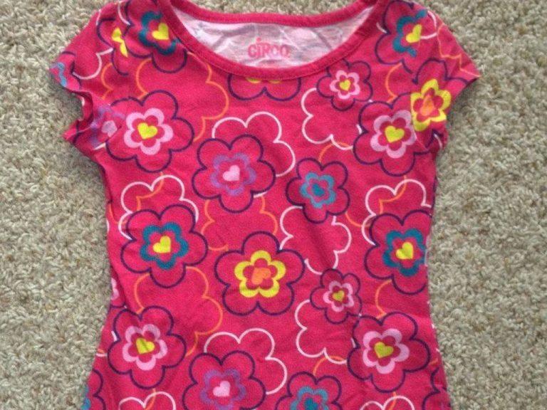 Facebookで娘のお気に入りシャツを無事確保