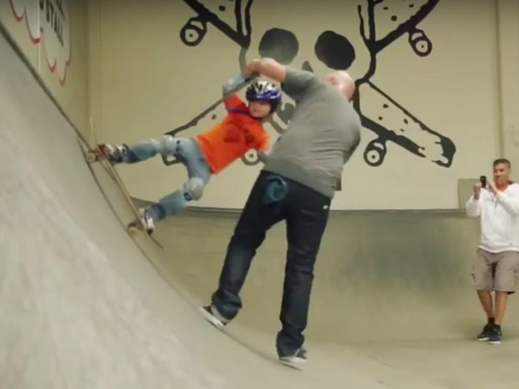 スケートボード療育で発達障害の子ども支援
