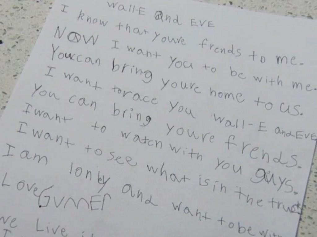 僕も孤独。ウォーリーに手紙する発達障害児