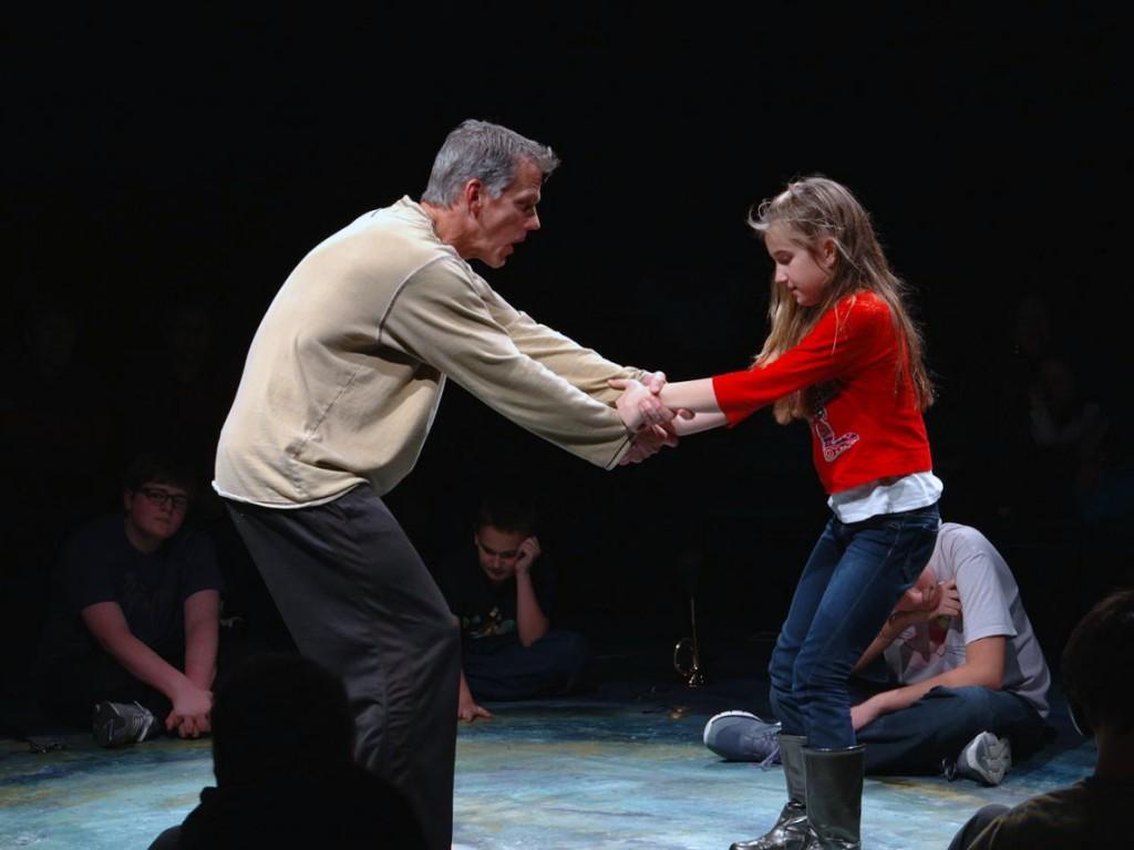 シェークスピアの演劇で自閉症の子が変わる