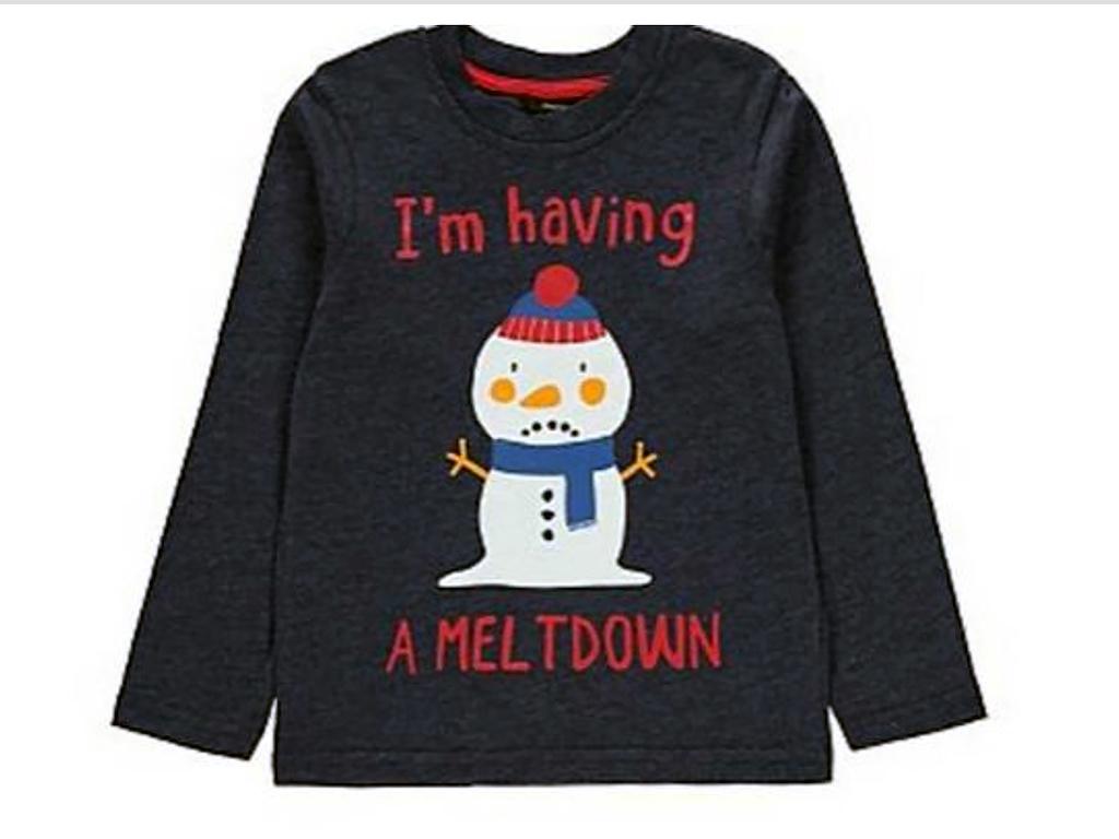 「メルトダウンします。」Tシャツ騒動