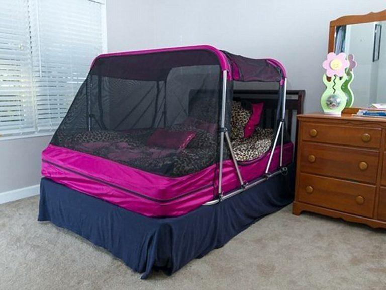 発達障害の娘の安全を守ってくれるベッド