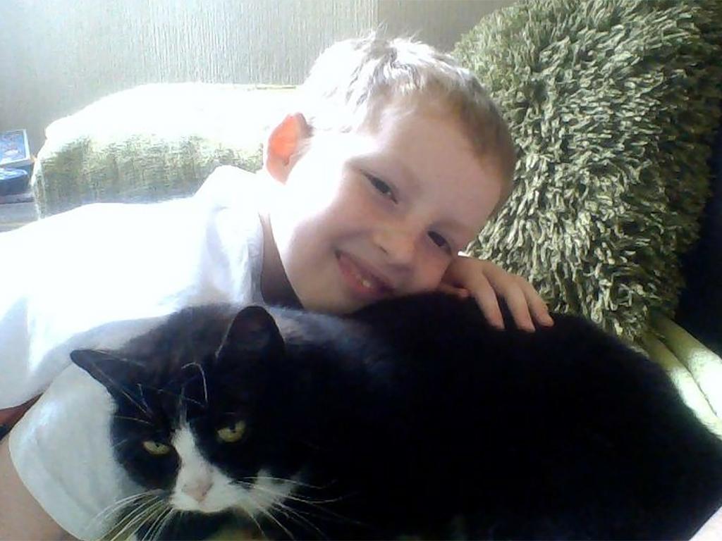 猫を飼って優しい心を学んだ発達障害の子