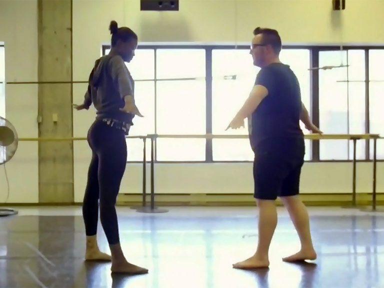 ダンスは脳を広く活性化、バレエ療育も開始