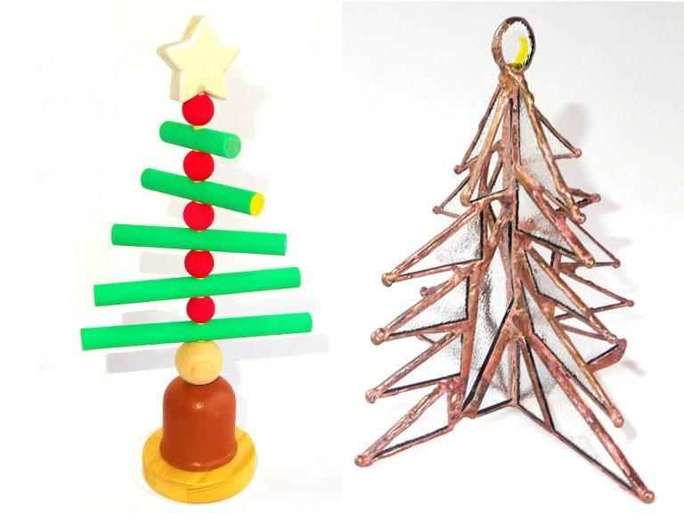 クリスマスを過ぎても置いておけるツリー