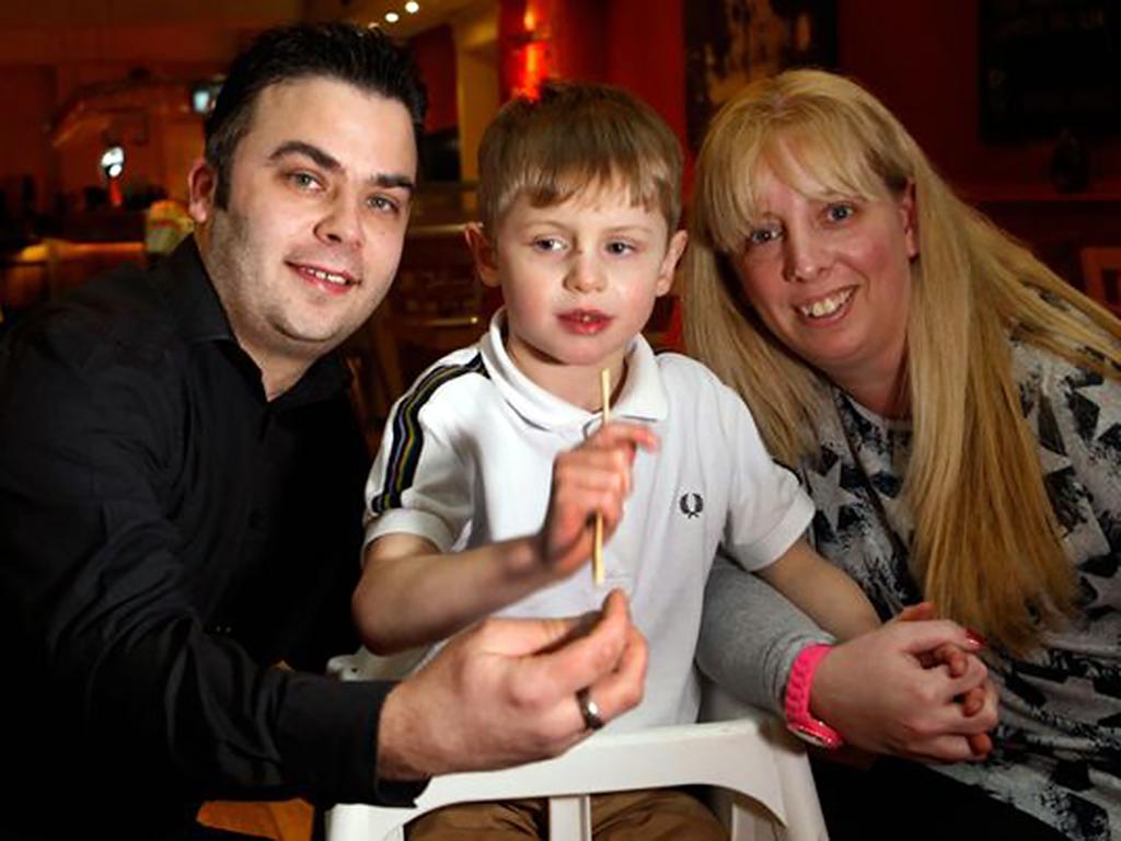発達障害の子と家族を大歓迎するレストラン