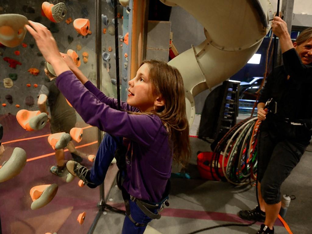 発達障害の子に多くのメリット「登る教室」