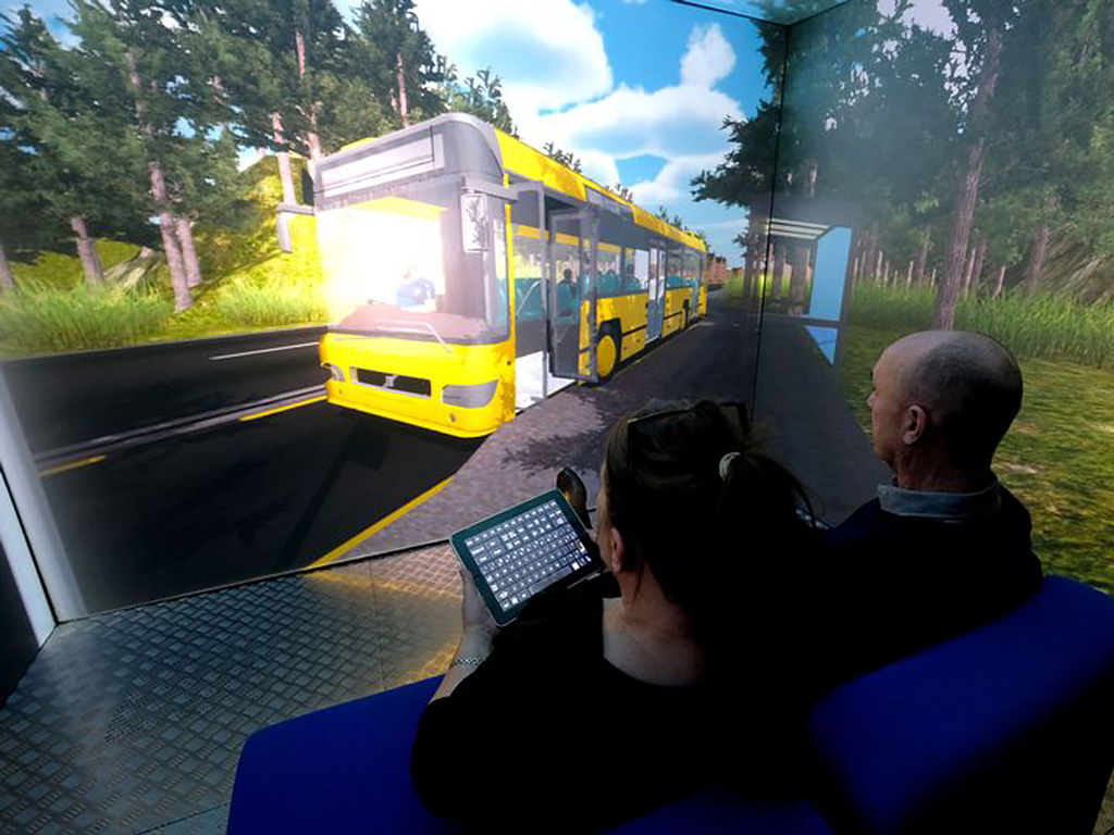 VRで発達障害児の不安恐怖の克服を助ける