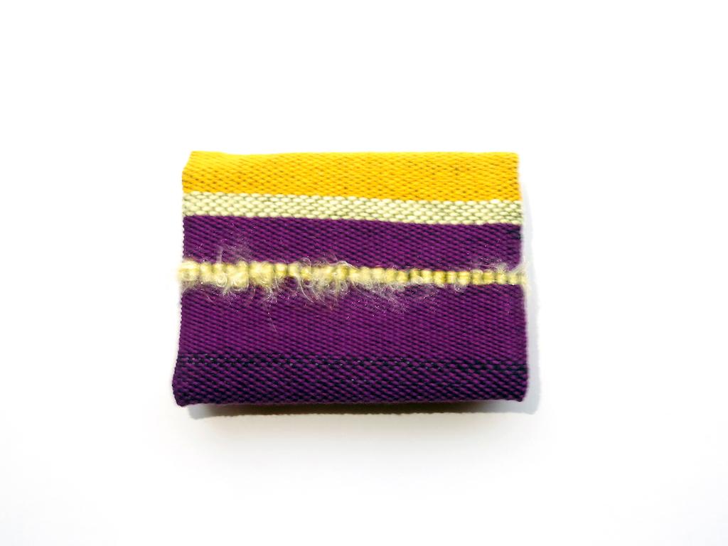 さをり織りのカードケース・あかねの会清水実習所 4573460943355-3
