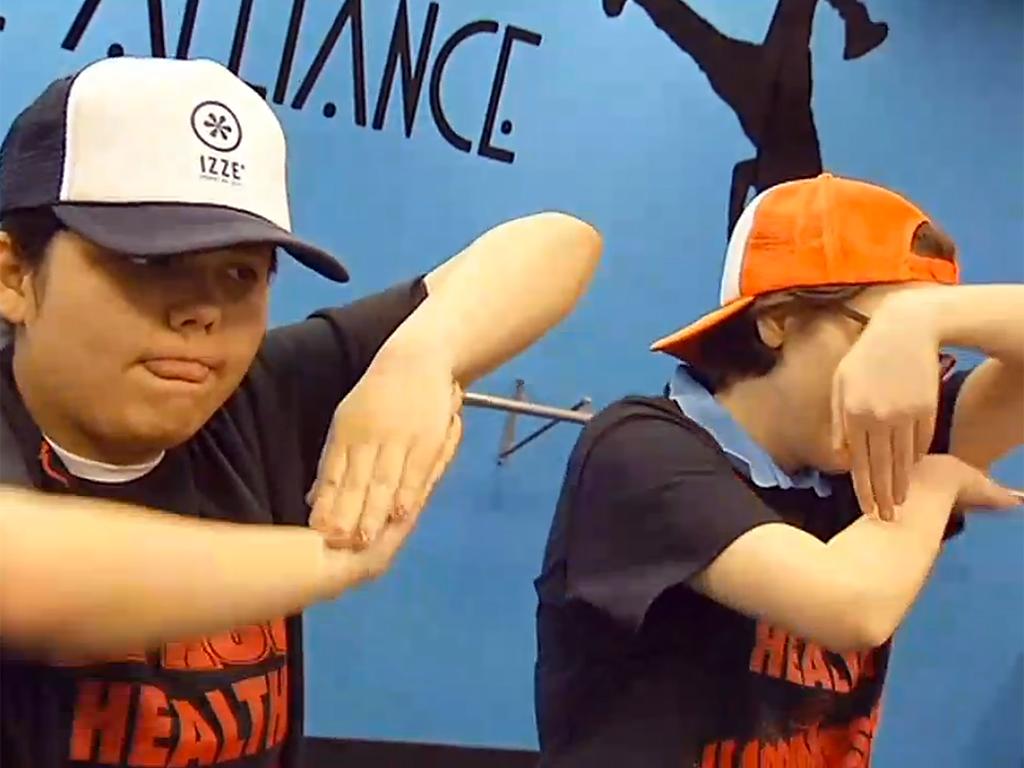 発達障害の子たちにダンスが自信をつける d3-1