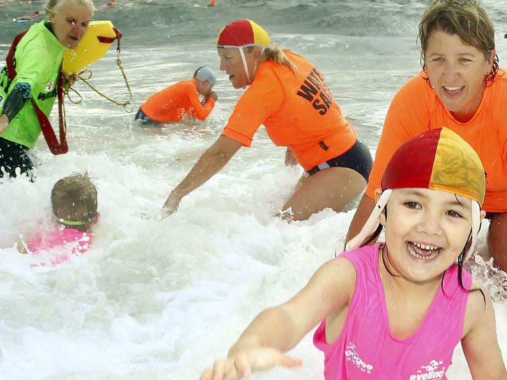 発達障害の子はプールで泳げても海で泳げない