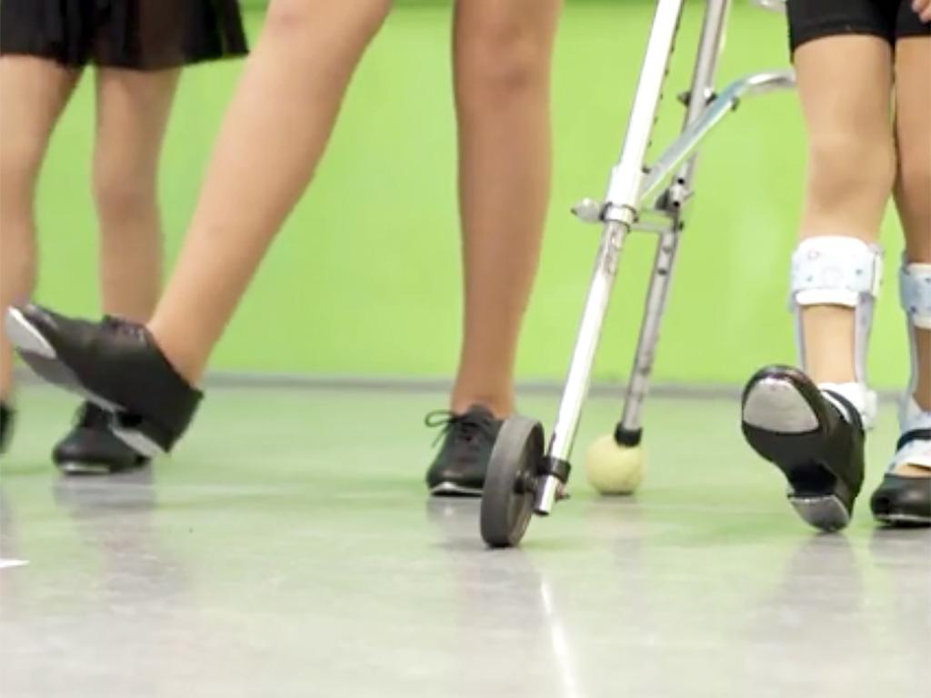 特別支援が必要な子どもたちへのダンス教室 d2
