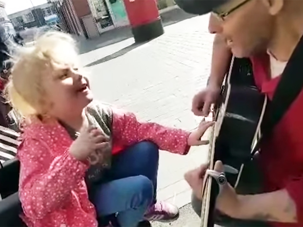 音楽が生んだ発達障害の子とのうれしい機会 g0