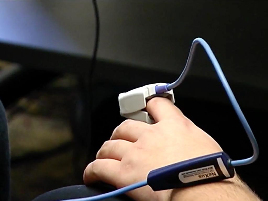 発達障害者の不安対応を助けるTVゲーム g10-1