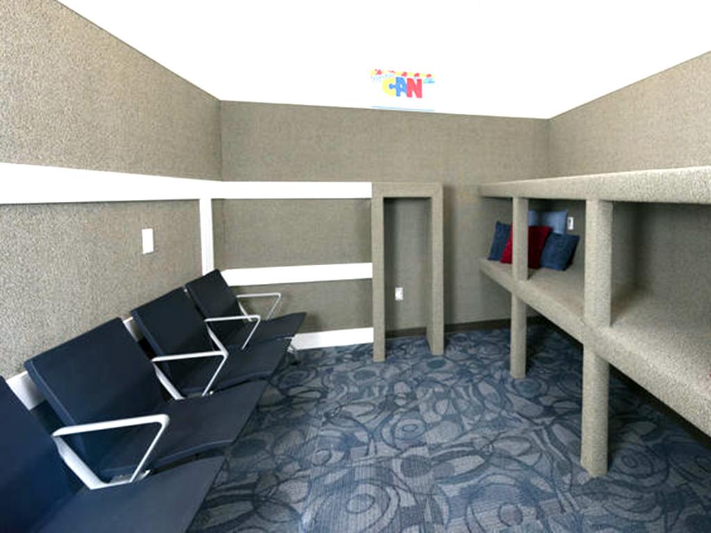 空港に増える発達障害の子向けの静かな部屋 r1