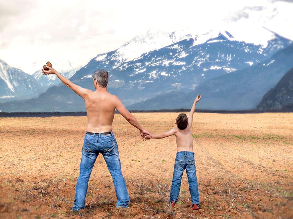 IQが高い父親の子は自閉症のリスクが高い