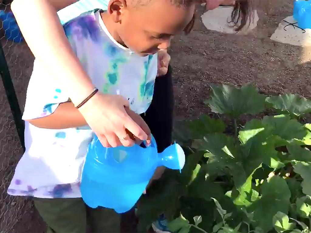 発達障害の子がみんなで学ぶ小さなお庭 g3-1