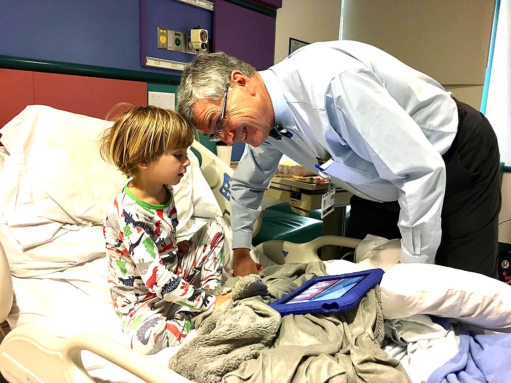 発達障害の子への配慮した対応を行う病院