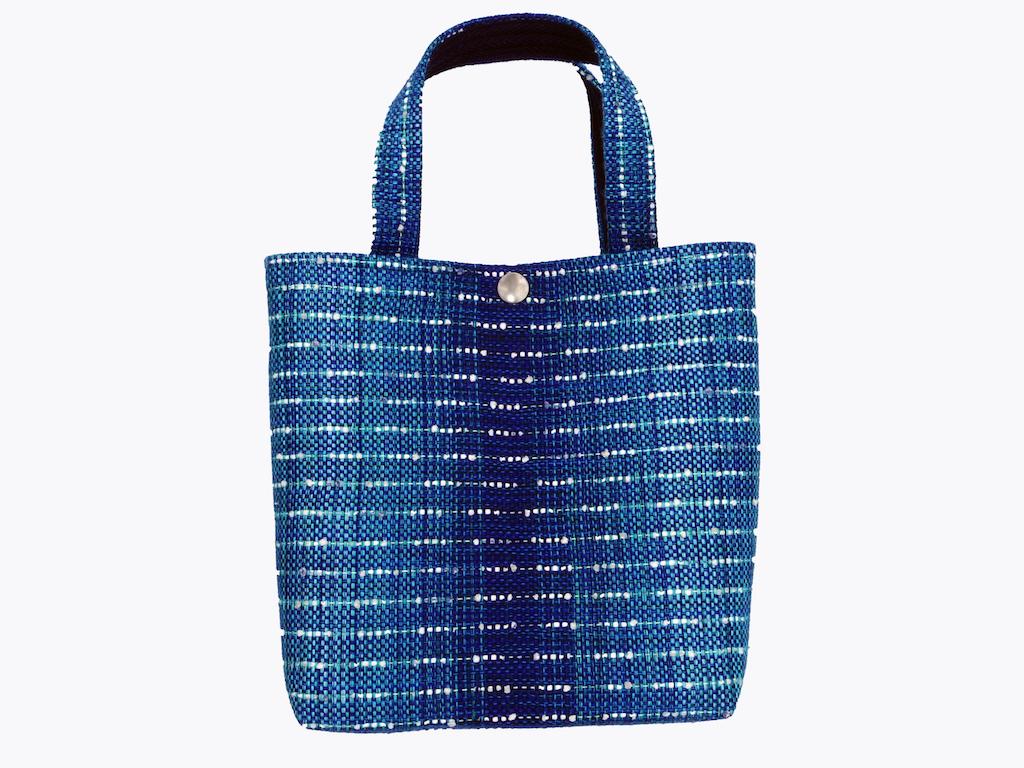 機織りのバッグとポーチ・井泉憩の家 4573460943997-1