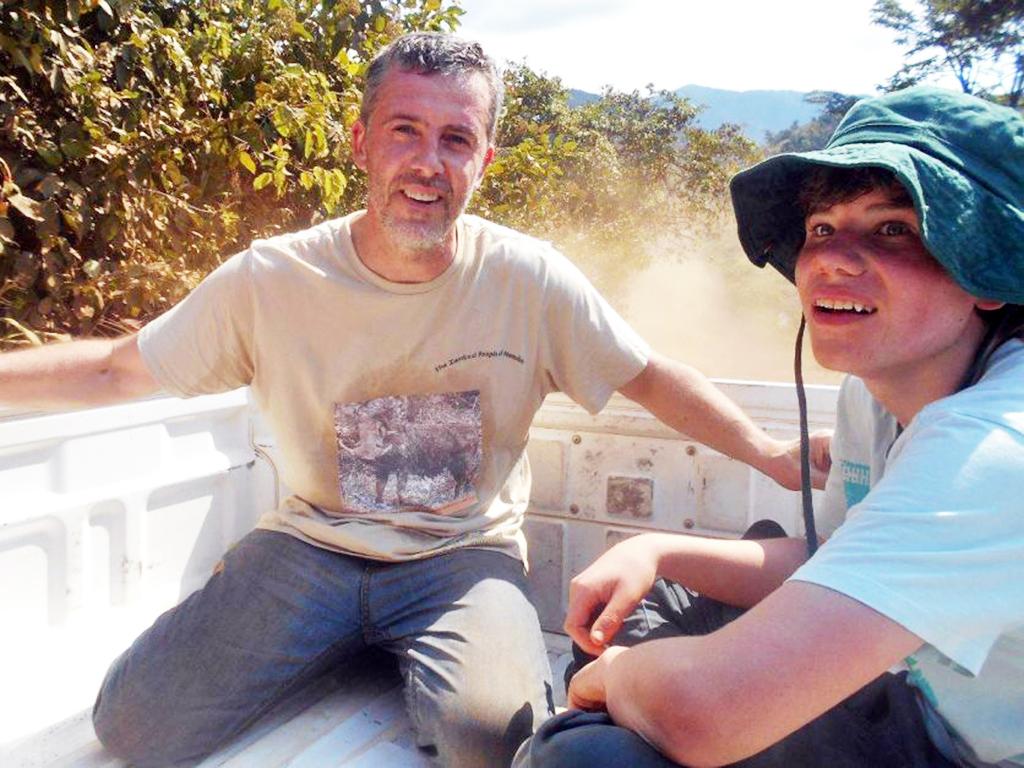 発達障害の息子を変えた父とのアフリカ旅行