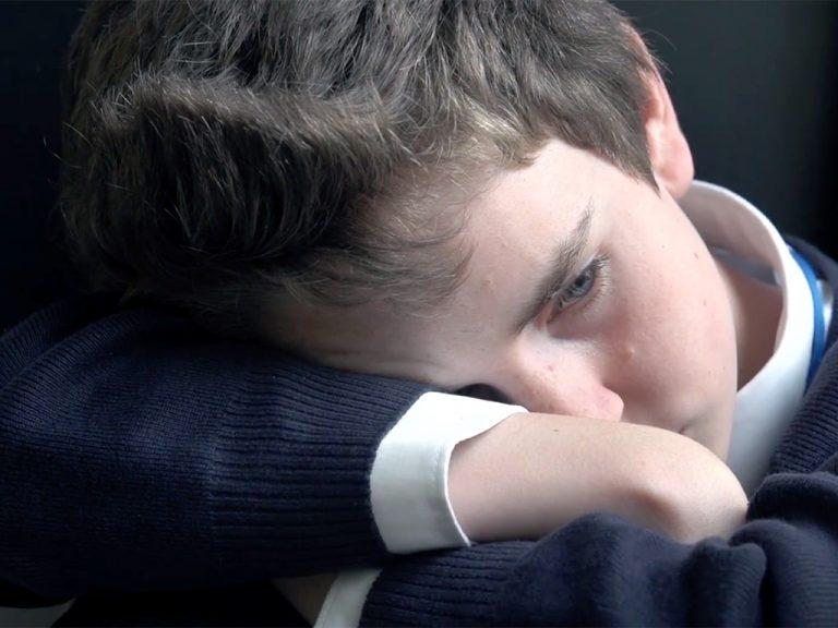 いじめを経験した発達障害の子が伝える動画