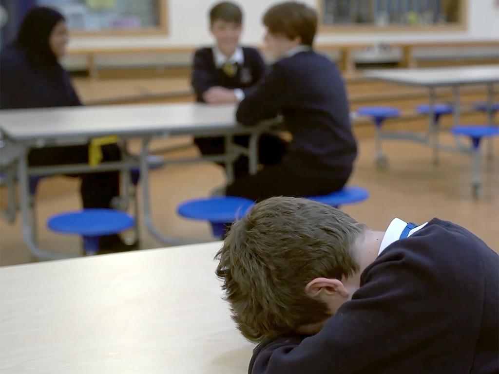 いじめを経験した発達障害の子が伝える動画 v12