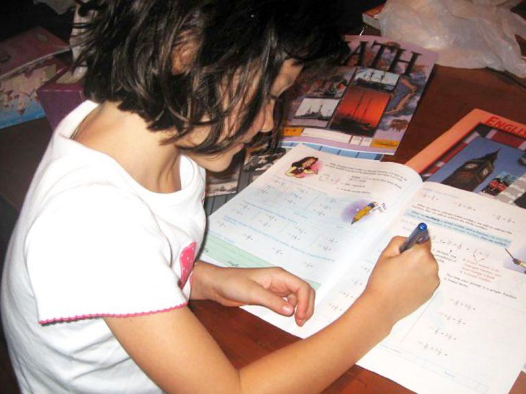 発達障害の子は不登校を選び家庭学習で成長