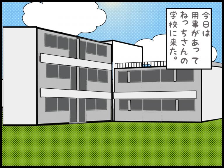 4コマ漫画 うちのねっちさん 67