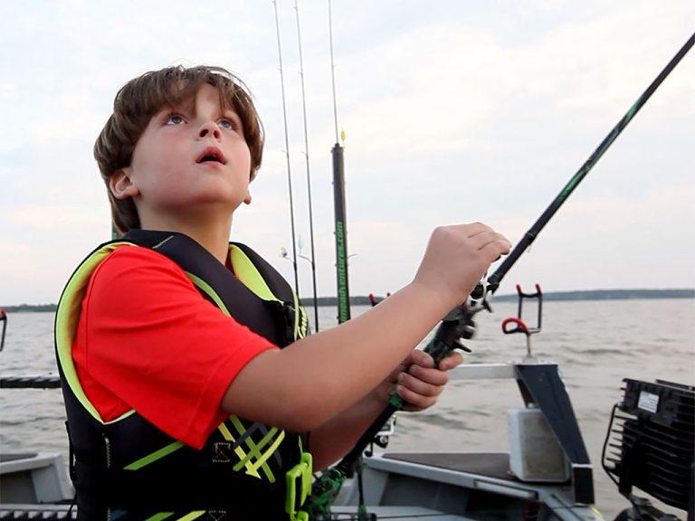 発達障害の子どもも親も魚釣りで楽しい時間