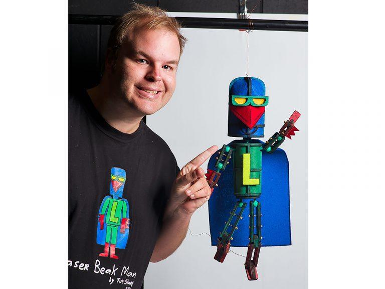 発達障害のアーティストが世界を楽しませる