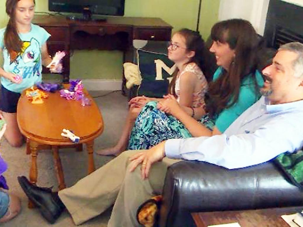 4人の娘が発達障害の親が語る能力と可能性
