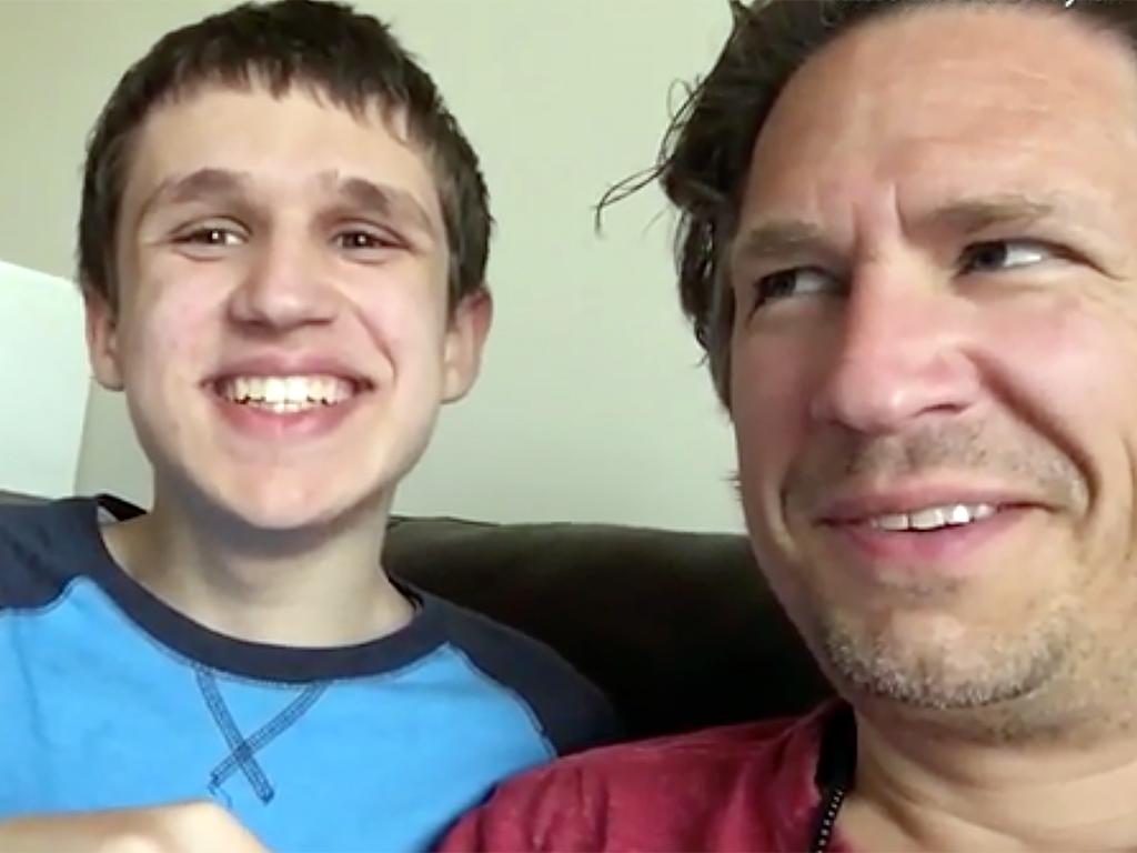 父が動画で教える発達障害の子とのやりとり