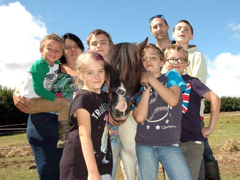 発達障害の子も家族も、そして馬もうれしい