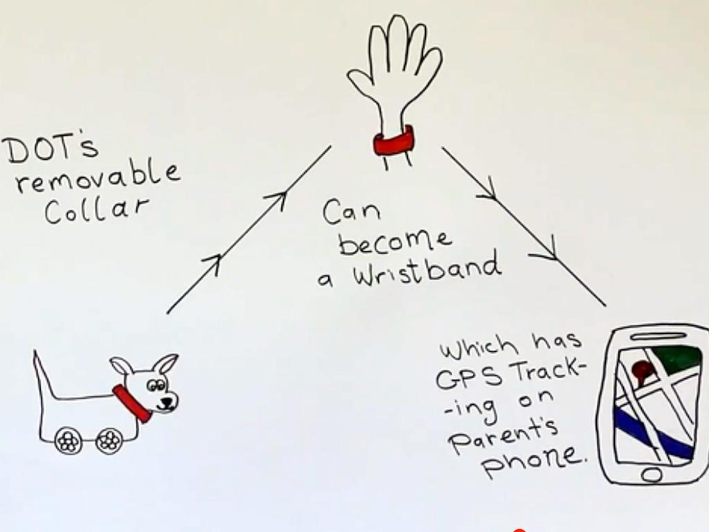 発達障害の少女がロボット犬を作りNASAへ d8-1