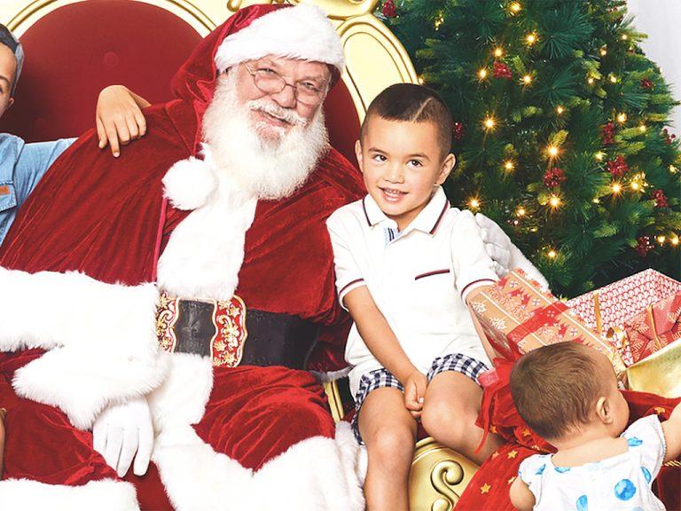 サンタさんと発達障害の息子の写真、一枚だけでいいからで欲しい