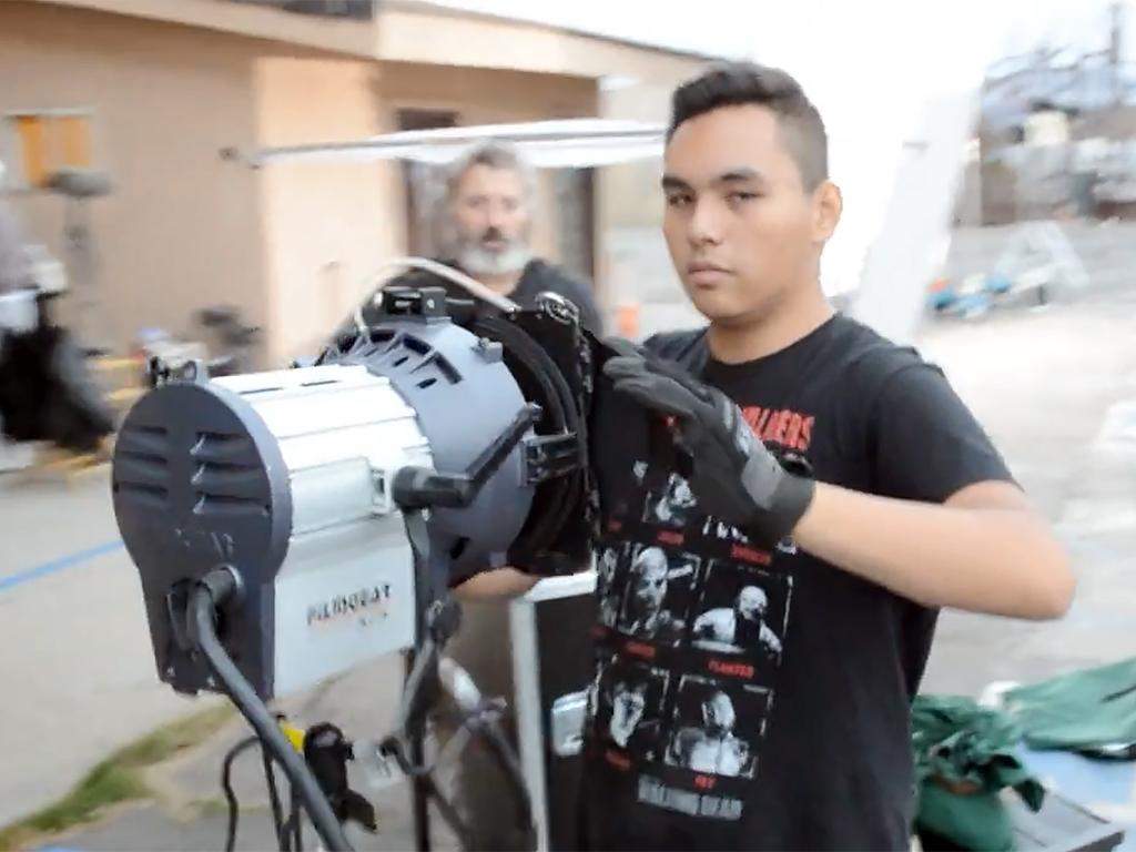 発達障害の若者が映像で仕事ができるように e1