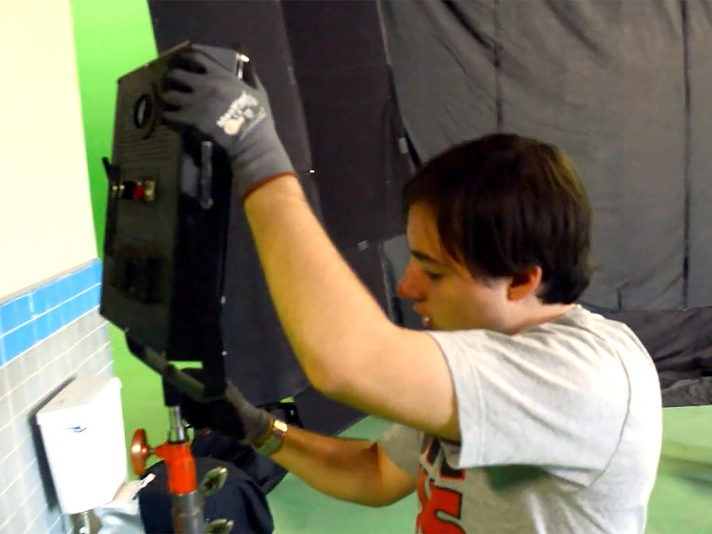映画を作り発達障害の若者たちが映画スタッフの仕事を学べる機会 e6
