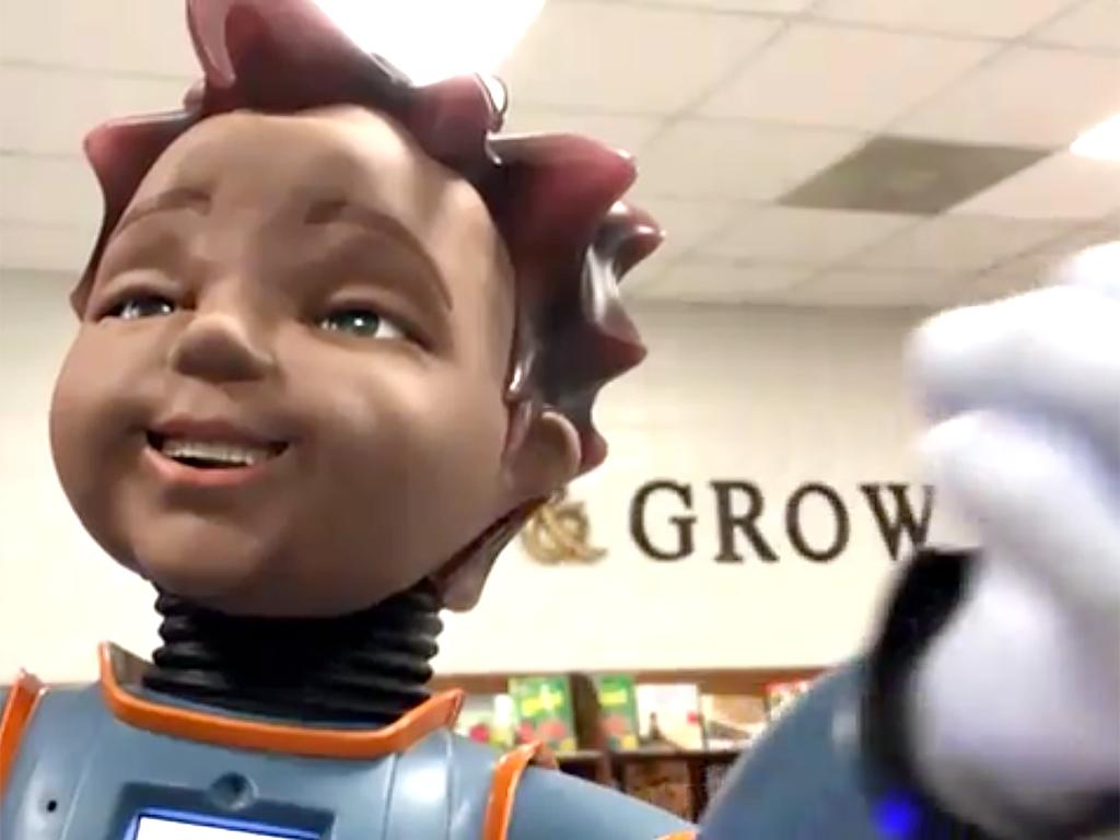 米国では発達障害の子への教育のため学校へのロボット導入が進む r7