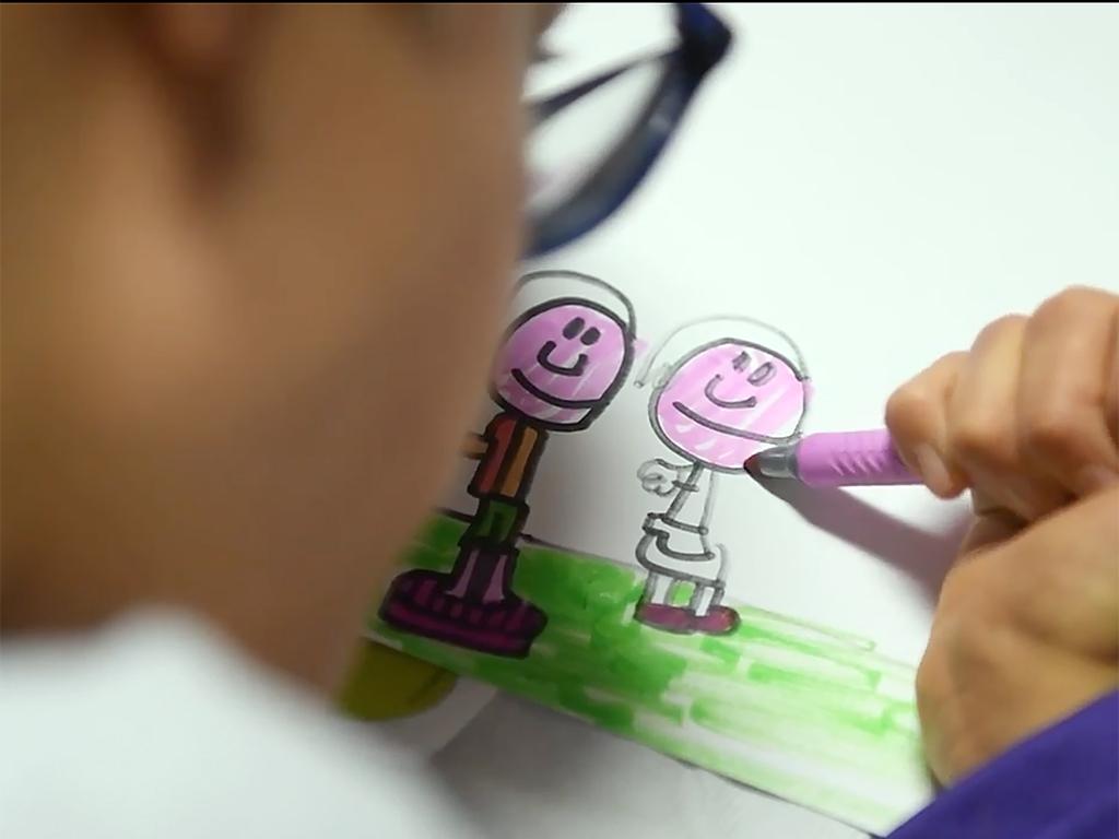 発達障害の子たちが好きなことをますます好きになるように手伝う p8-1