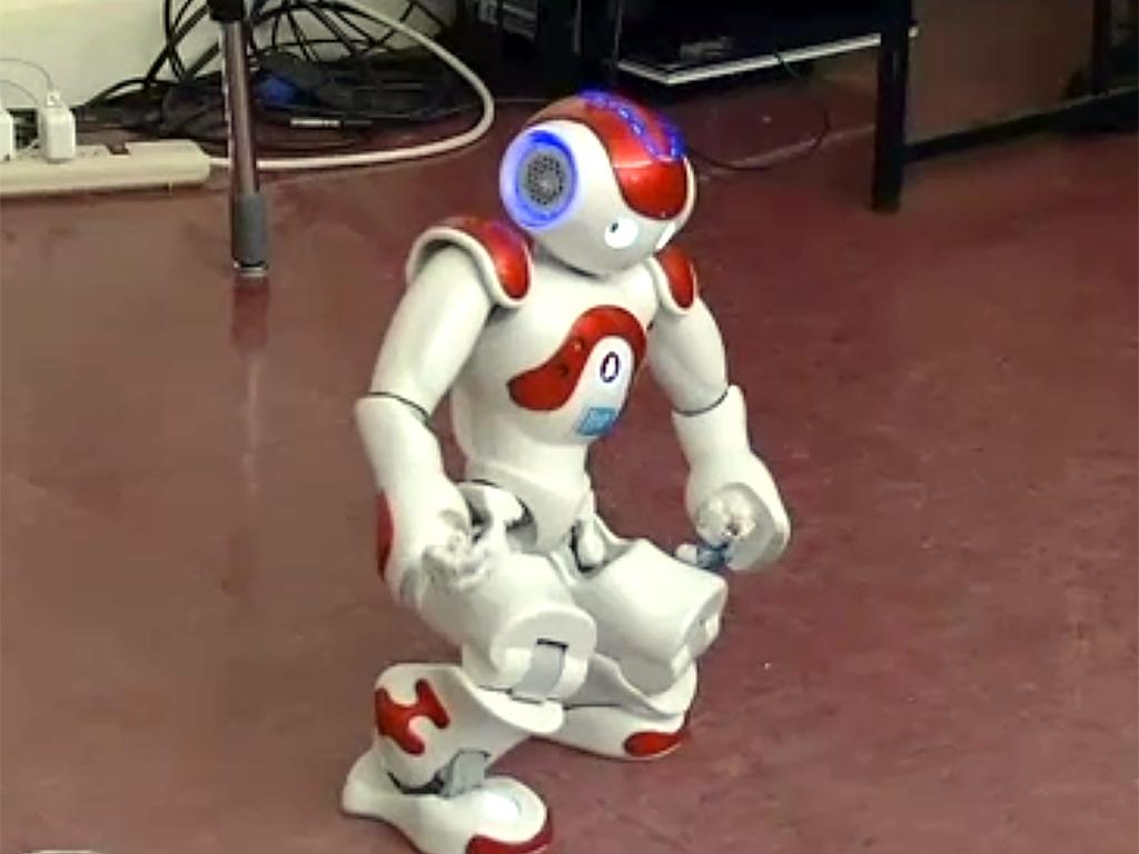 ロボットとやりとり、発達障害の子は言語だけでなく社会性も学ぶ r11