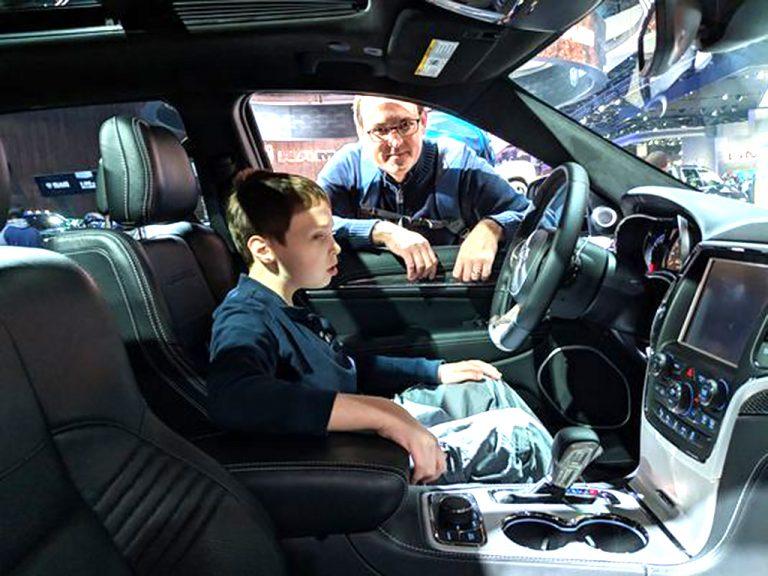 発達障害や感覚に問題がある方への配慮がされた北米自動車ショー
